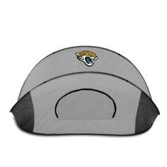Picnic Time NFL Jacksonville Jaguars Manta Portable Pop-Up Sun/Wind Shelter
