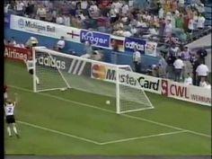 1993 - US Cup - Deutschland-England 2:1