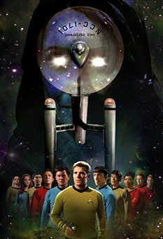 """Ten down, just one more to go! Back in STAR TREK CONTINUES came in like a lion with a sequel to the TOS episode """"Who Mourns for Adonais"""" that featured Michael Forest reprising his… Star Trek Continues, Star Trek Posters, Star Trek Cast, Star Trek Images, Sci Fi Tv Shows, Like A Lion, The Final Frontier, Star Trek Universe, Series Movies"""
