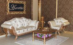 Asortie Mobilier - Mobilier Classique - Meubles de Luxe