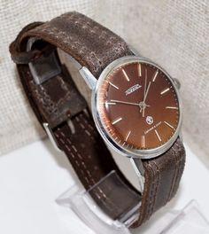 Men's Vintage Watch Collectibles USSR RAKETA, Rare Soviet watch, Cool Vintage  #Raketa #Casual #Raketa #Casual #men'swatch #watch #gifthim #forhim #cool #Hipster