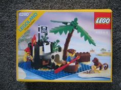 Set 6260-1 : Shipwreck Island [Pirates:Pirates I] - BrickLink Reference Catalog