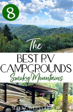 RV Campgrounds in Smoky Mountains - Seeking The RV Life Best Places To Camp, Camping Places, Camping Spots, Rv Camping, Camping Ideas, Camping Essentials, Glamping, Camping Outdoors, Gatlinburg Camping