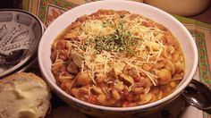 """""""When the stars make you drool just like pasta fazul, that's amore!"""" As I write this recipe, I can hear the famous crooner, Dean Martin, sing this famous line from his 1953 signature song """"That's A..."""