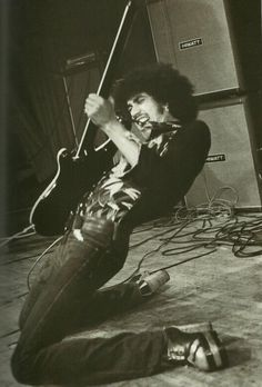 Phil Lynott, Thin Lizzy <3