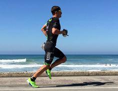 Lionel Sanders Oceanside Run
