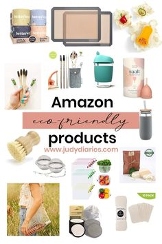 33 affordable ways to live an eco friendly lifestyle Zero Waste Store, Minimalist Lifestyle, Clean Living, Green Cleaning, Clean Beauty, Sustainable Living, Natural Living, Sustainability, Eco Friendly