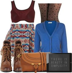 """''There Is Beauty In Simplicity.''"" by the-cursed-and-beloved-delisha ❤ liked on Polyvore"