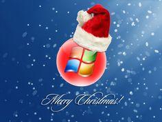 Merry christmas HD wallpaper windows background