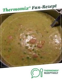 Thermifees ERBSENEINTOPF XXL Thermifees pea stew XXL from Thermifee. A Thermomix ® recipe from the soups category www.de, the Thermomix ® community. Salad Recipes Healthy Lunch, Salad Recipes For Dinner, Chicken Salad Recipes, Healthy Salad Recipes, Raw Food Recipes, Soup Recipes, Thanksgiving Recipes, Fall Recipes, Guisado
