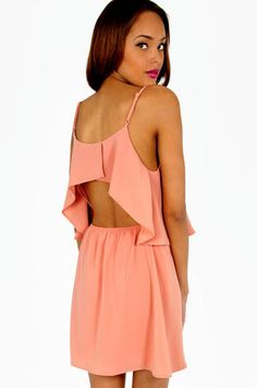 Alexis Sleeveless Dress $33 at www.tobi.com