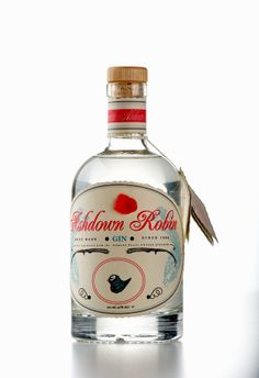 beautiful label, not sure i love gin but I want this