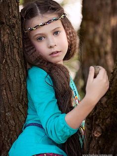 Valentina Gold (born June 29, 2005) Russian child model. Barbara&Victoria Photography