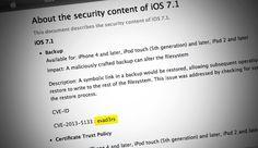 Apple agradece aos Evad3rs pelo seu jailbreak - O Futuro é Mac