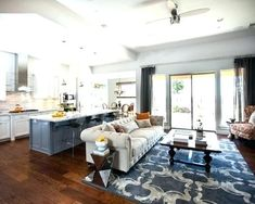 8 best kitchen living room combo images decorating living rooms rh pinterest com