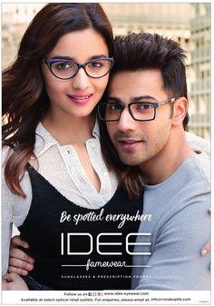 Varun Dhawan and Alia Bhatt for an ad Bollywood Couples, Bollywood Photos, Bollywood Stars, Bollywood Celebrities, Bollywood Actress, Bollywood Fashion, Handsome Celebrities, Cute Celebrities, Celebs