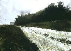 Crushed Shells by Andrew Wyeth