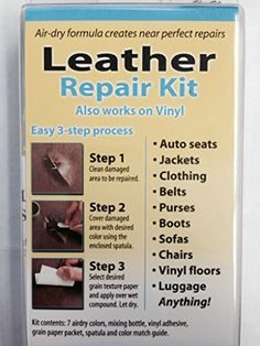 No Heat! Liquid Leather & Vinyl Repair K SCG http://www.amazon.com/dp/B000E24APU/ref=cm_sw_r_pi_dp_AfJHub1RJYK69