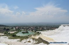 Pamukkale, River, Outdoor, Outdoors, Outdoor Games, Outdoor Living, Rivers