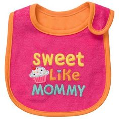 Carter's Teething Bib