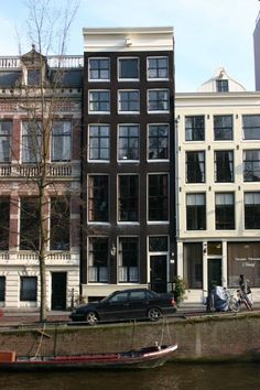 Places Around The World, Around The Worlds, Alexandra Feodorovna, Amsterdam City, Netherlands, Holland, Kids Toys, Facade, Mansions