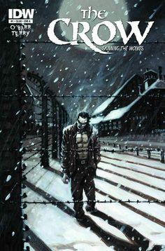 The crow 2013 comic