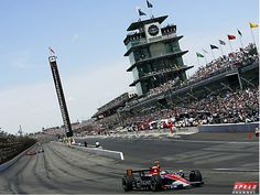 Indianapolis Motor Speedway.  Home of the Indianapolis 500. The largest Single Day Sporting Event in the World.