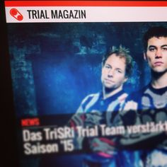 One step closer. Das Websiterelease kommt immer näher! #trialmagazin