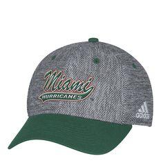 Miami Hurricanes, Script, Baseball Hats, Adidas, Caps Hats, Baseball Caps, Script Typeface, Ball Caps