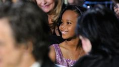 Quvenzhané Wallis Loses Oscar but Wins Title Role in ANNIE