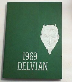 The Delta Devils:  Mississippi Valley State College  [University] 1969 Yearbook