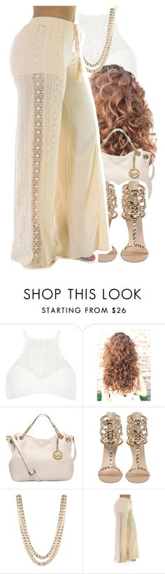 """""""😉😏😊"""" by jchristina ❤ liked on Polyvore featuring interior, interiors, interior design, home, home decor, interior decorating, River Island, MICHAEL Michael Kors, Giuseppe Zanotti and BaubleBar"""