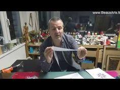 Comment fabriquer soi-même ses pochoirs ? - BeauxArts.fr