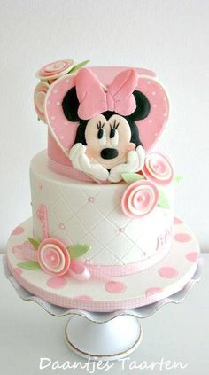 Minnie Mouse #cake