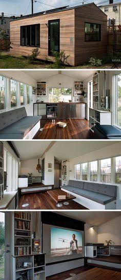 Summer House in Denmark by Christensen Co Architects La munte