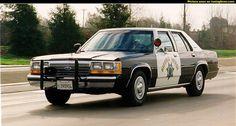 CHP circa 1992. This was a good car.