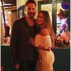 Joe and Sofia wish Arnold a Happy Birthday