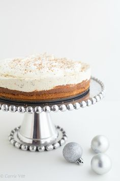 Chocolate Chestnut Mousse Cake via DeliciouslyOrganic.net #dessert #paleo