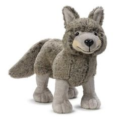 Coyote webkinz-Omg, it's ADORABLE!!! I'de name it Scout if I got it. ;)