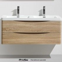SMILE 120cm Wall Hung Vanity By Prodigg®