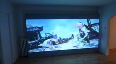 CRYSTAL EDGE TECHNOLOGY SCREENS LET'S FIGHT!