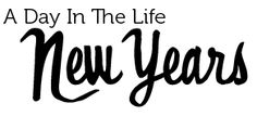 I seriously want to do this! What a great blog post idea!   A Day in the Life: New Years - document how you spend the last day of the year and the first day of the year by takin one photo every hour from New Years Eve to New Years Day