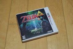 Legend of zelda - 神々のトライフォース2 (3DS) 2013.12.26 / Nintendo / 4,800¥