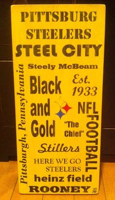 Pittsburgh Steelers~