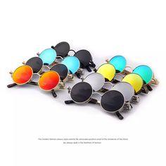 MERRYS Steampunk óculos de Sol de Design Da Marca Das Mulheres Do Vintage Rodada óculos de Sol oculos de sol UV400