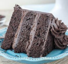 How amazing is this Chocolate Stout Cake?