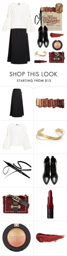 """""""outlander"""" by crisp ❤ liked on Polyvore featuring Toga, Urban Decay, Sea, New York, Acne Studios, Prada, Bobbi Brown Cosmetics, Topshop and By Terry"""