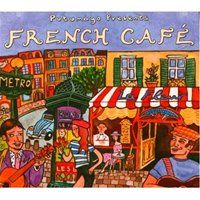 The soundtrack: French Cafe #SAVEUR #DinnerParty