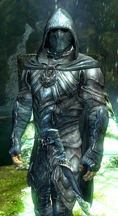 My new duds... Nightingale Armor