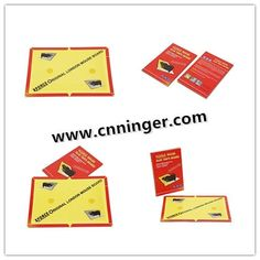 Paperboard Mouse Glue Traps Customization Sizes and Printings! Contact us for your own brand business now!!! Email: stephy@cnninger.com Whatsapp:86 18867650058 www.cnninger.com